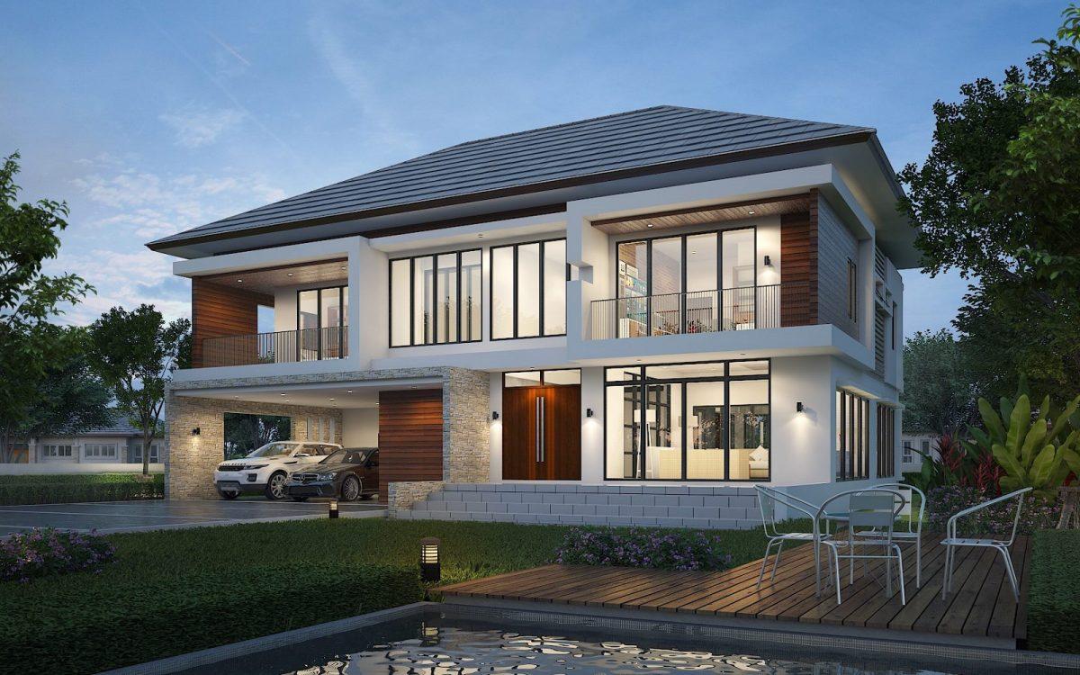 เพราะการออกแบบบ้านคืองานบริการของเรา ออกแบบบ้านกับ Homemax