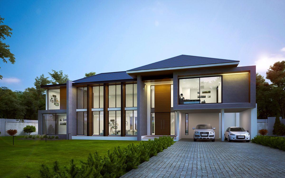 รับสร้างบ้าน สร้างบ้าน ออกแบบบ้าน แบบบ้าน รับสร้างบ้านเดี่ยว รับสร้างบ้านพร้อมราคา