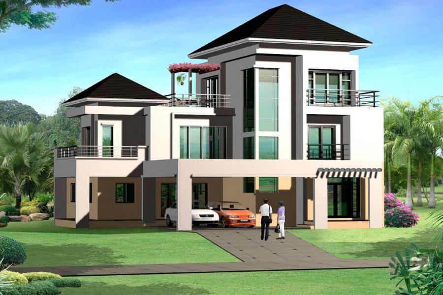 ออกแบบวางแผนสร้างบ้านฉบับคู่รัก