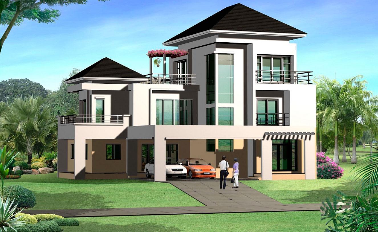 ออกแบบวางแผนสร้างบ้านฉบับคู่รัก สำหรับคู่รักที่กำลังจะแต่งงาน