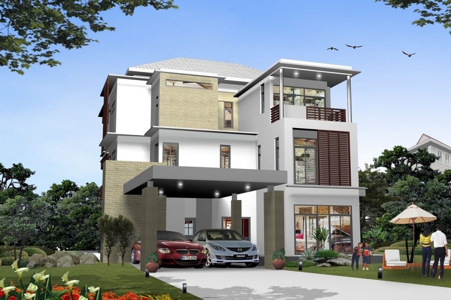 ออกแบบบ้านอย่างไรให้สวยโดนใจให้เป็นจริงกับHomemax