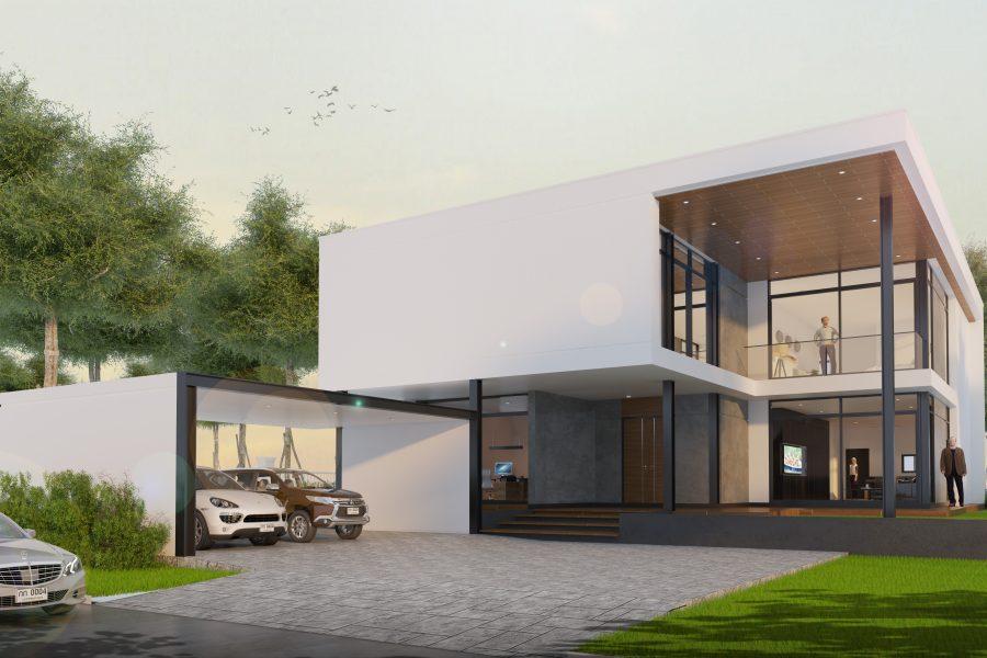 ออกแบบบ้านต้อนรับฮวงจุ้ยสำหรับปีหน้า2019แบบปังปังไม่เหมือนใคร