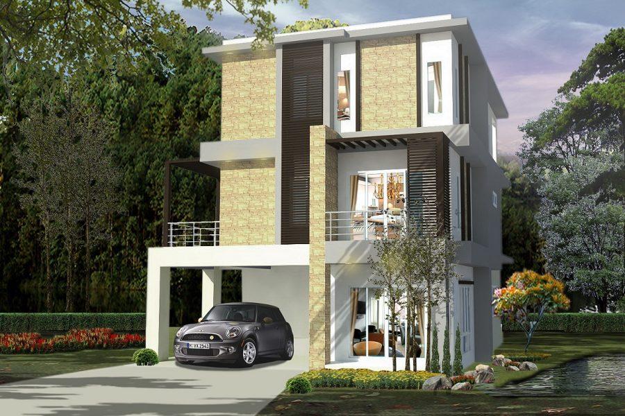 ออกแบบบ้านราคาสบายสบายใช้งบไม่เกิน3ล้านบาทไปกับโฮมแม็กซ์
