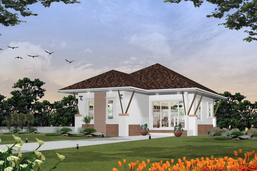 ออกแบบบ้านอย่างไรให้ทันสมัยน่ามองไปกับhomemax2019