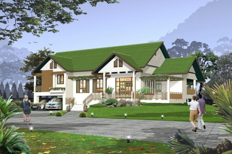 7เทคนิคสุดเจ๋งออกแบบบ้านอย่างไรให้ห่างไกลฝุ่นPM2.5