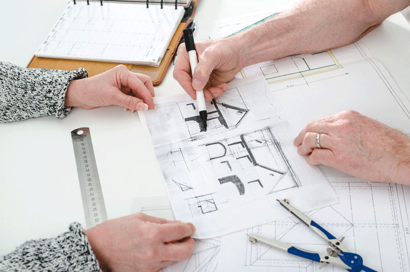 Materials สามารถเลือกวัสดุให้การสร้างบ้านของคุณได้ตามความต้องการของคุณ