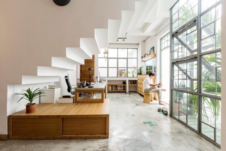 16ไอเดียสุดล้ำออกแบบบ้านให้เป็นโฮมออฟฟิศสุดเก๋ไปกับHomemax
