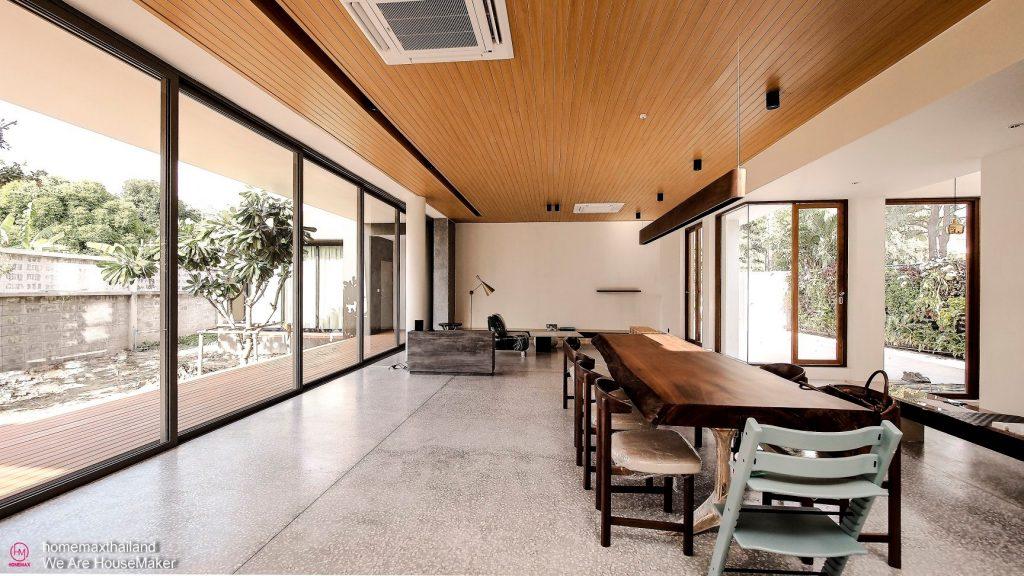 จับคู่สีแมทสีบ้านอย่างไรให้ปัง สำหรับการออกแบบบ้านแล้ว นอกจากเรื่องแบบบ้าน