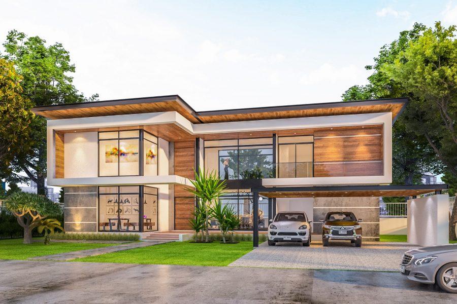 5 วิธีการออกแบบบ้านยุค New Normal ไปกับ Homemax