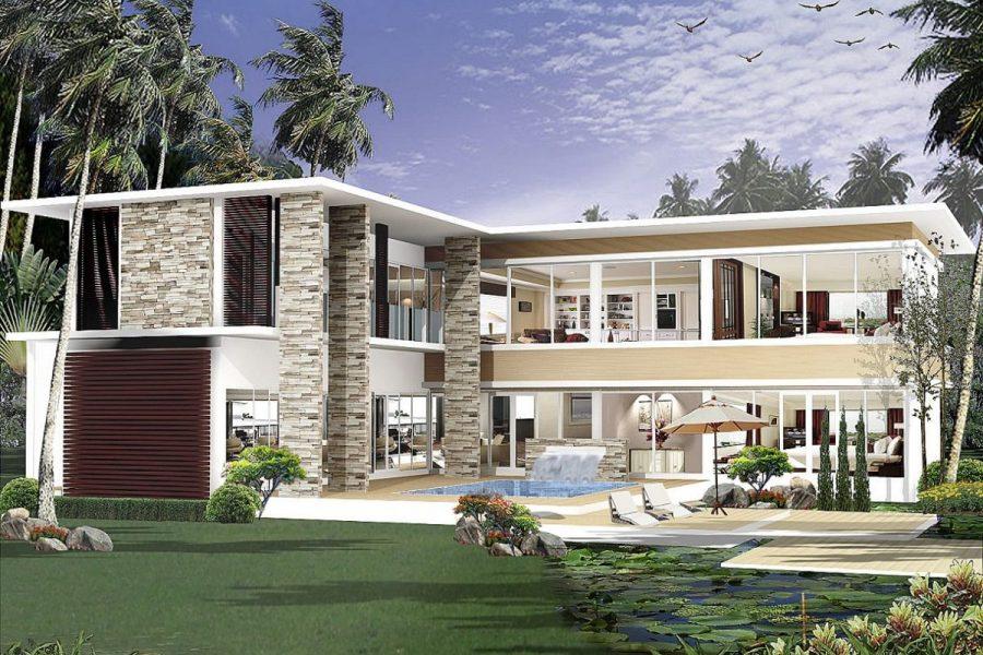 7 เหตุผลที่คุณควรสร้างบ้านเอง