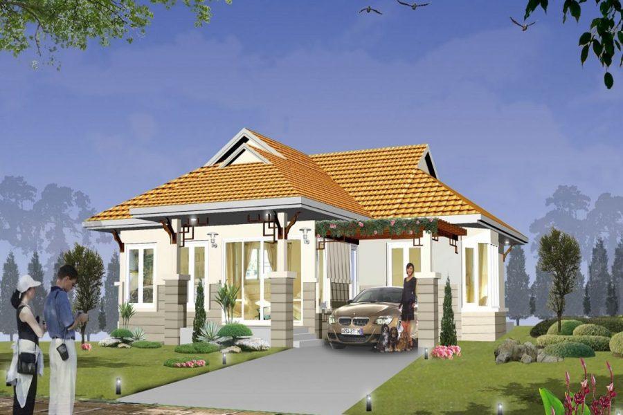 ออกแบบบ้านฉบับครอบครัวขนาดเล็ก