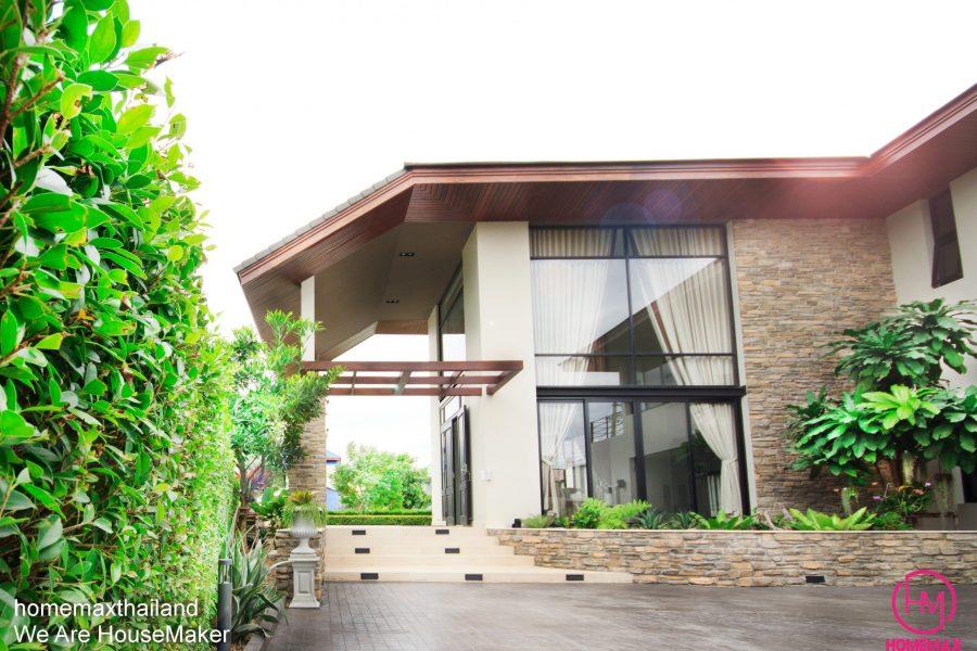 ออกแบบบ้านสไตล์ทรอปิคอลในแบบที่เป็นคุณ