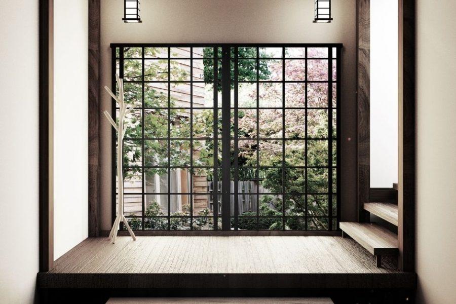 ออกแบบบ้านสไตล์ญี่ปุ่น อบอุ่นแบบมินิมอล