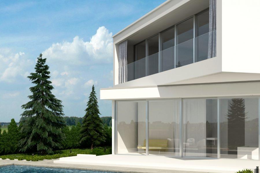 แนวคิดการออกแบบบ้านปี 2021 อยู่สบายไร้เชื้อโรค