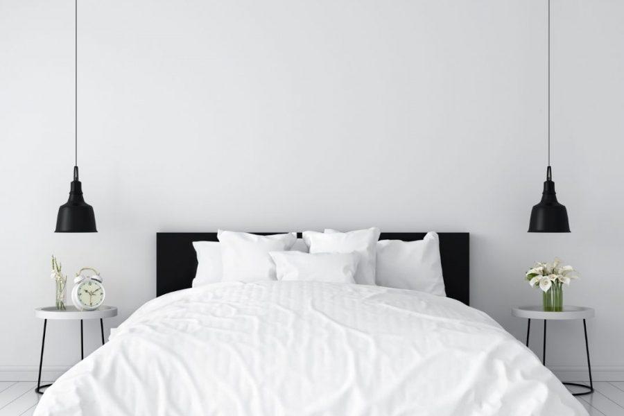 ห้องนอนสไตล์มินิมอล ความสวยบนความเรียบง่าย