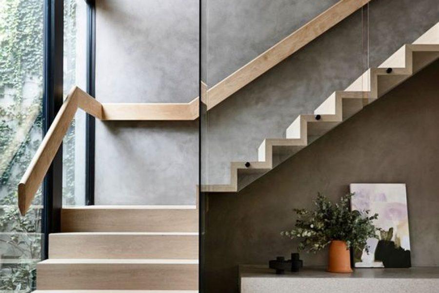 ออกแบบบ้านด้วย 10 ความเชื่อเกี่ยวกับบันไดบ้าน